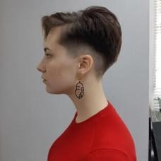 Короткие женские стрижки