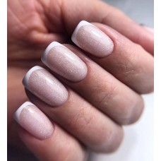 Коррекция ногтей френч