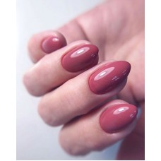 Коррекция отросших ногтей гелем